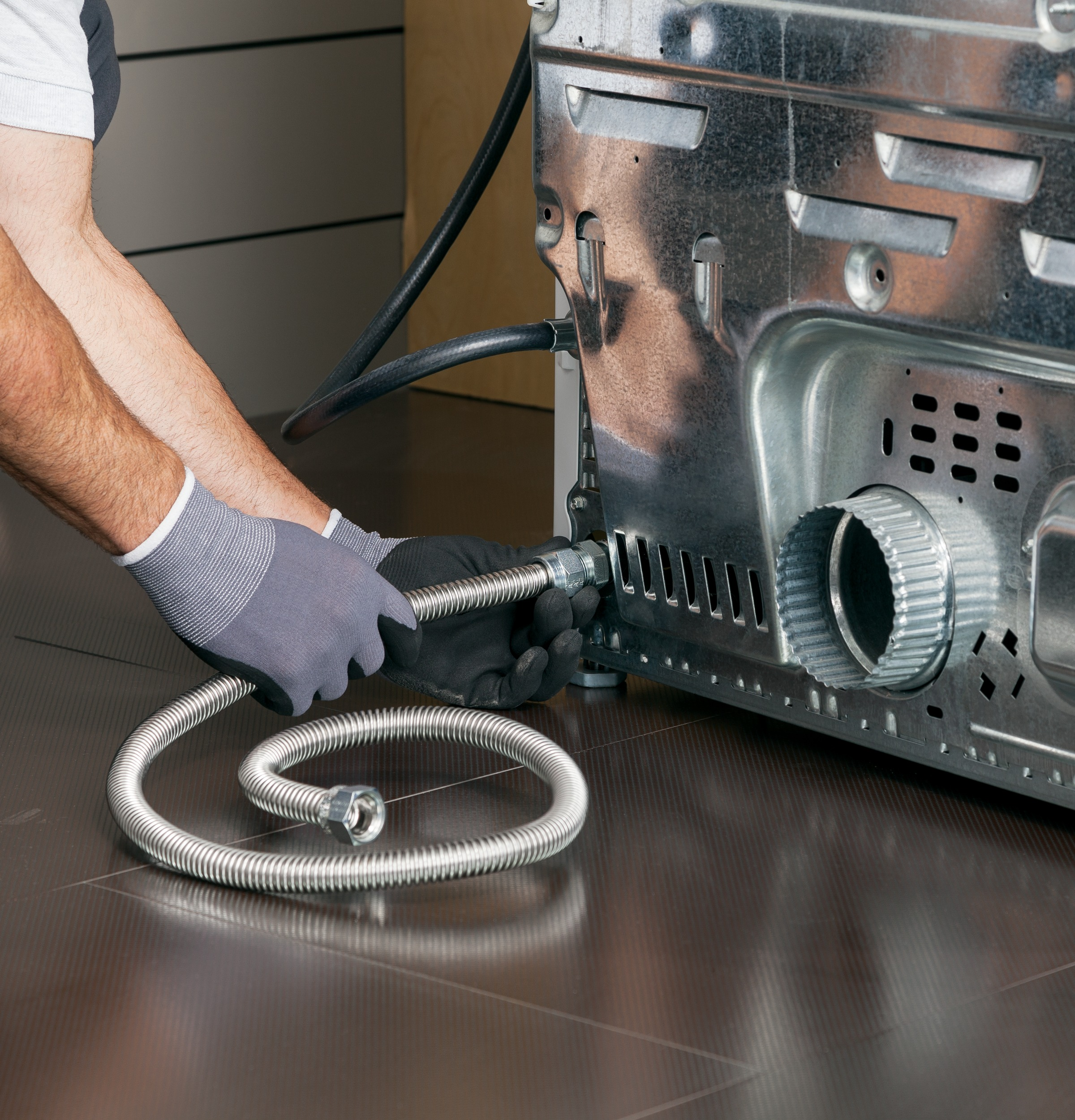 Halton Heating and Gas Services | Gas Dryer Installation